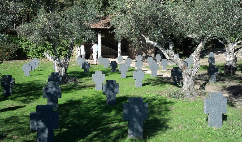 Cementerio Yuste