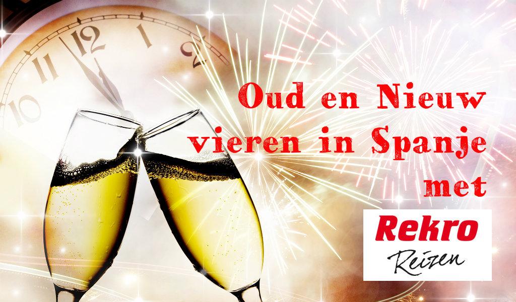 Oud en Nieuw vieren in Spanje