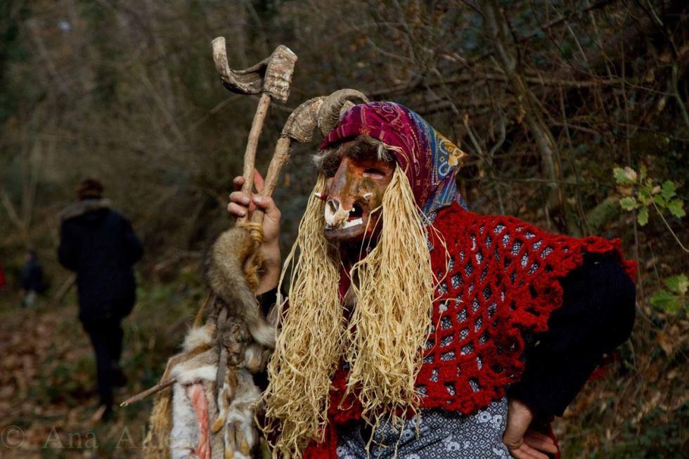 La Vijanera Is Het Oudste Gemaskerde Carnavalsfeest Van Spanje En Europa