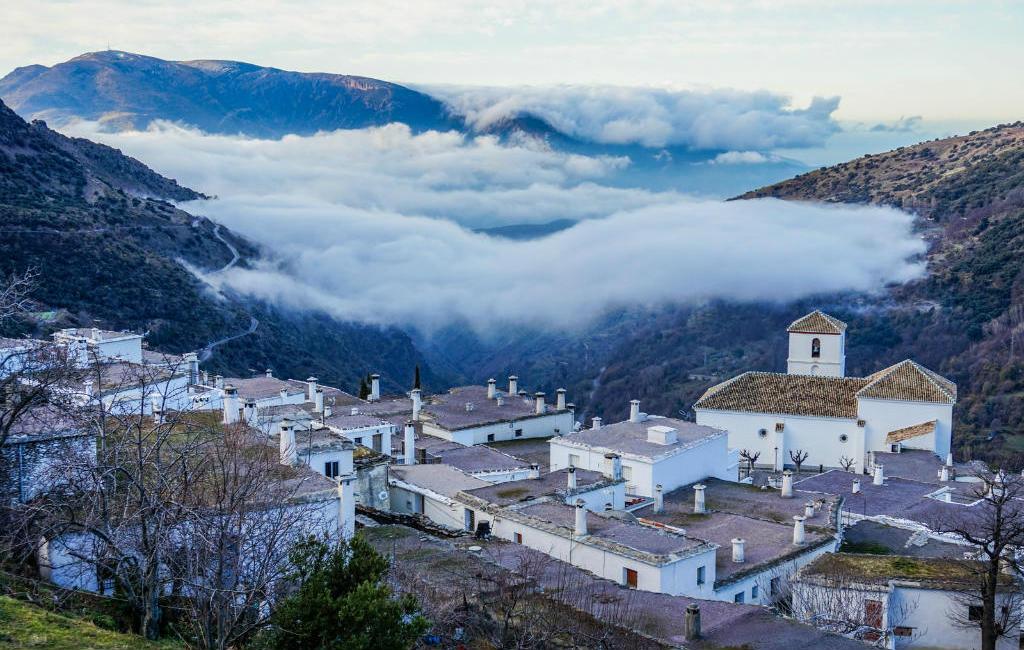 Bubion, Een Pareltje In De Andalusische Alpujarra Streek