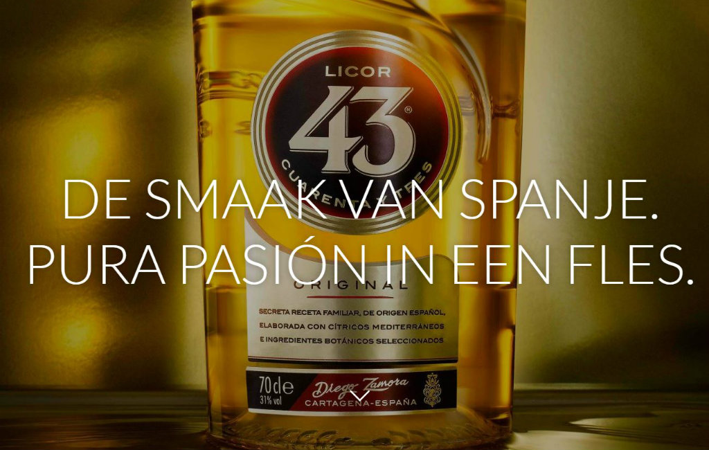 Licor 43: De Passievolle Smaak Van Spanje In Een Fles