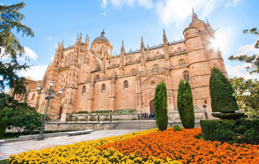 De Mooiste Kathedralen Van Spanje