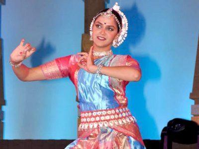 Ahana_deol_Odissi_Dance