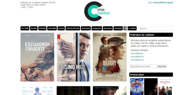 CineCalidad.is