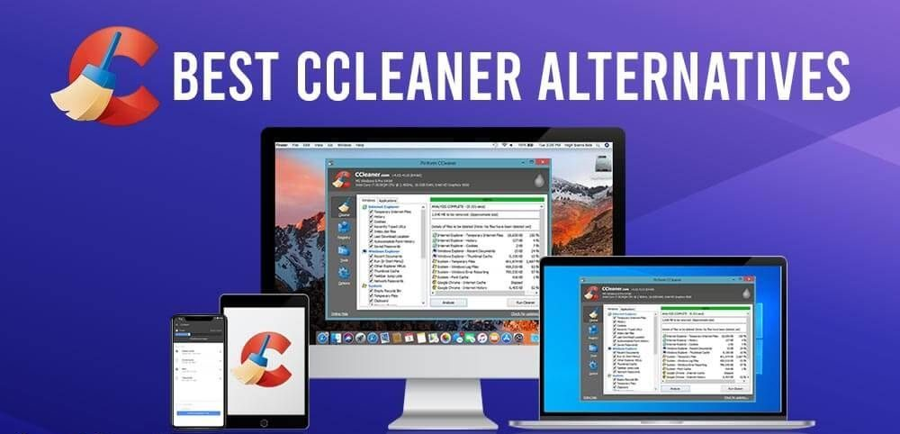 Best CCleaner Alternatives for PC and Mobile