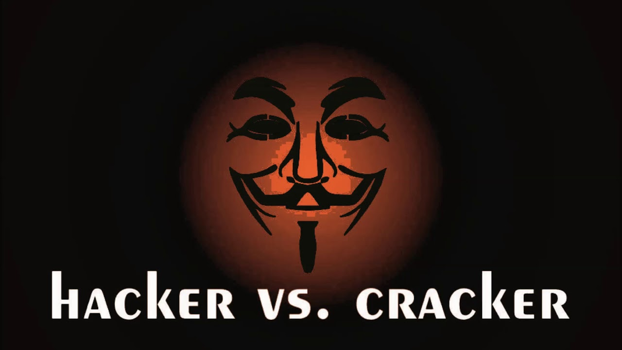 Differences between a hacker and a cracker?