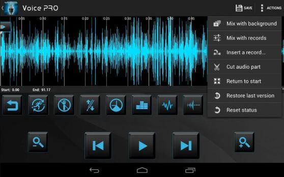 voice pro app