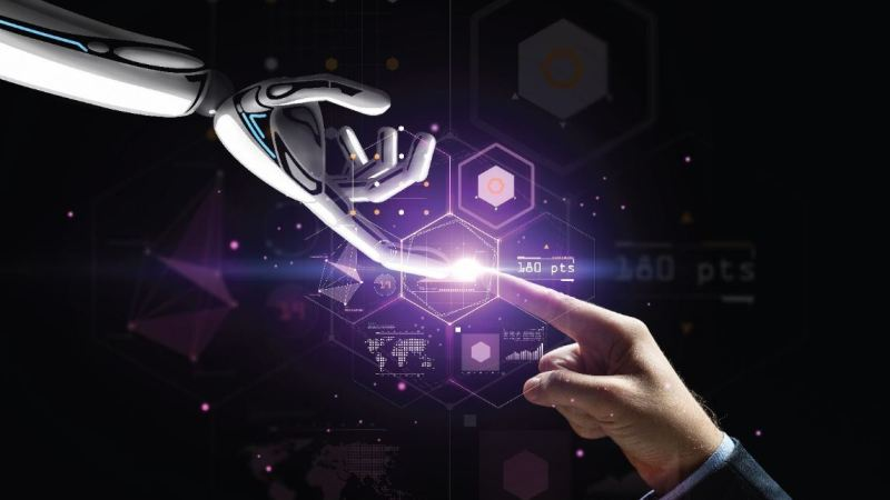 How is RPA different from AI?