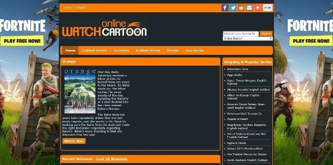 WatchCartoonOnline Work alternatives to watch anime online