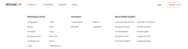 designcap Intuitive classification