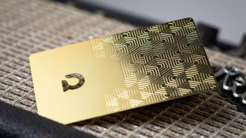 What are the Benefits of Metal Business Card?