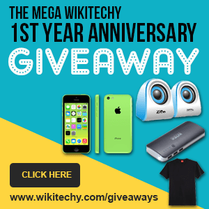 Wikitechy Giveaways