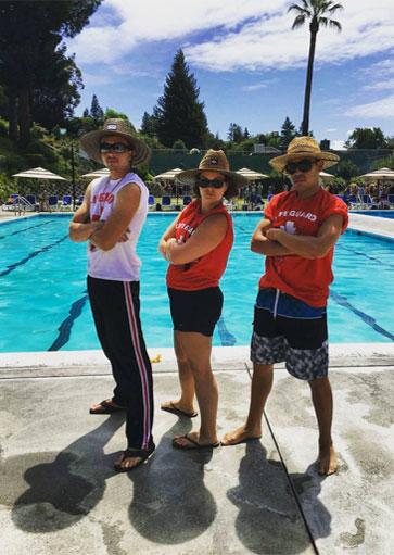 Santa Rosa swim