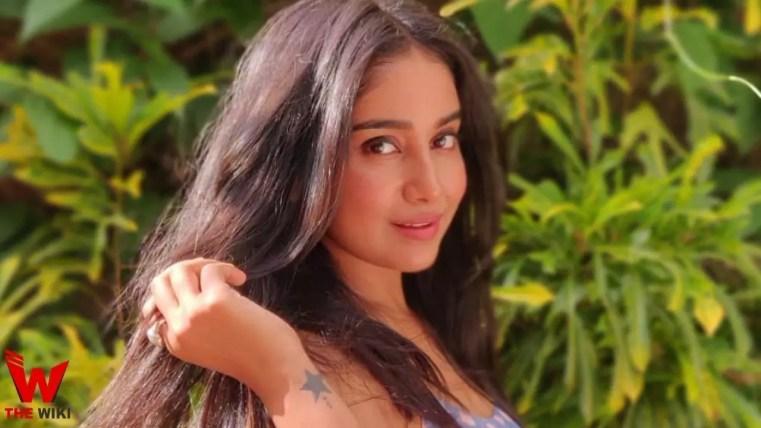 Shruti Anand (Actress)