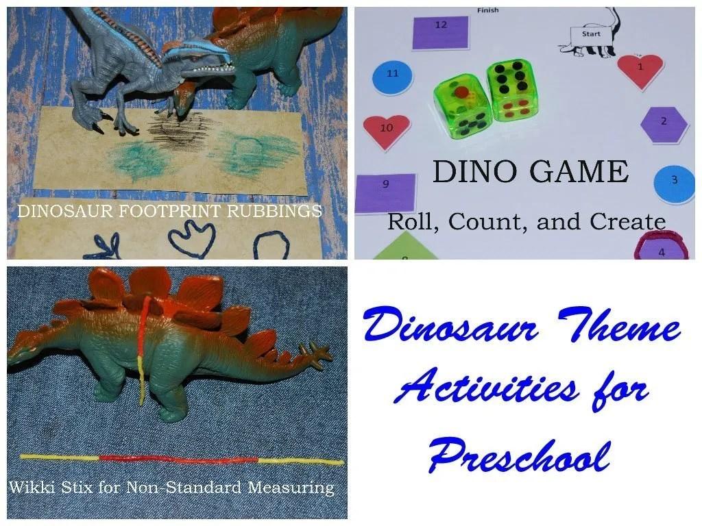 Roaring Into The Summer With Wikki Stix Dinosaur Activities For Preschool