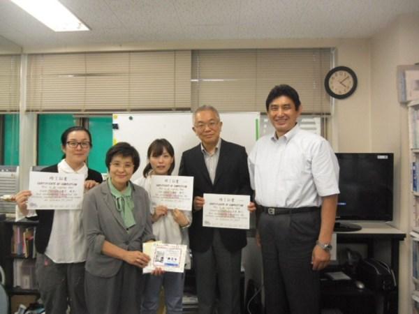 日本語25年秋修了式
