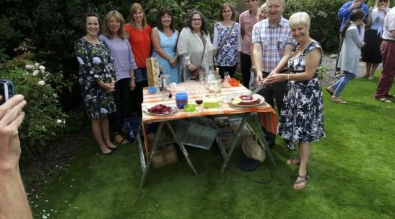 'Wellbrahams' Garden party