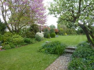 Five Open Gardens