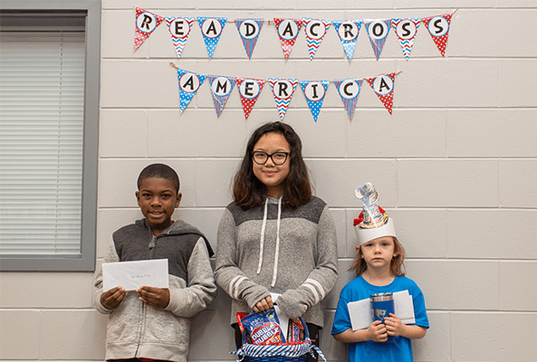 Dr. Seuss Night Prize Winners Featured