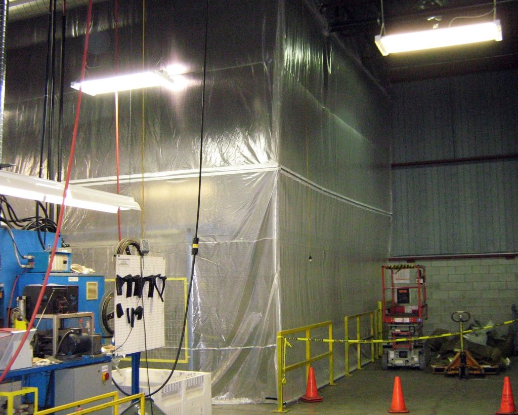 industrial curtain walls wilcox door