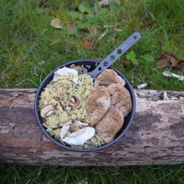 Lichtgewicht koken: Kruidige couscous