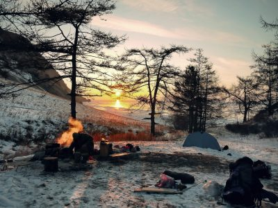 2 Day Winter Survival & Bushcraft Course - image  on https://www.wild-survivor.co.uk