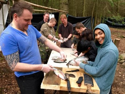 1 Day Foraging & Cookery Course - image  on https://www.wild-survivor.co.uk