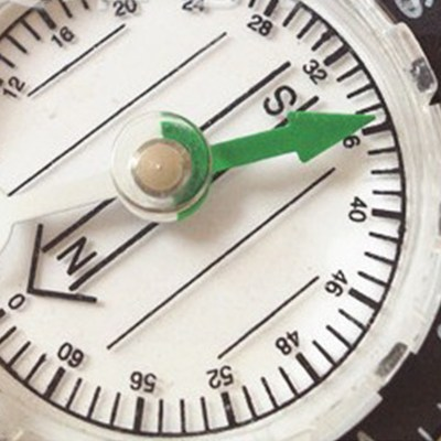 Outdoor Multifunctional Mini Compass - image  on https://www.wild-survivor.co.uk