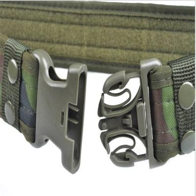 Camouflage Tactical Belt - image  on https://www.wild-survivor.co.uk