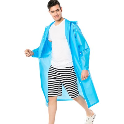 Outdoor Foldable Raincoat - image  on https://www.wild-survivor.co.uk