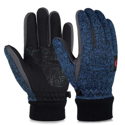 Outdoor Hiking Winter Gloves - image  on https://www.wild-survivor.co.uk