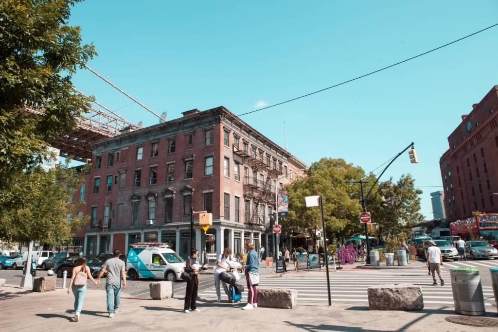 Brooklyn in New York City