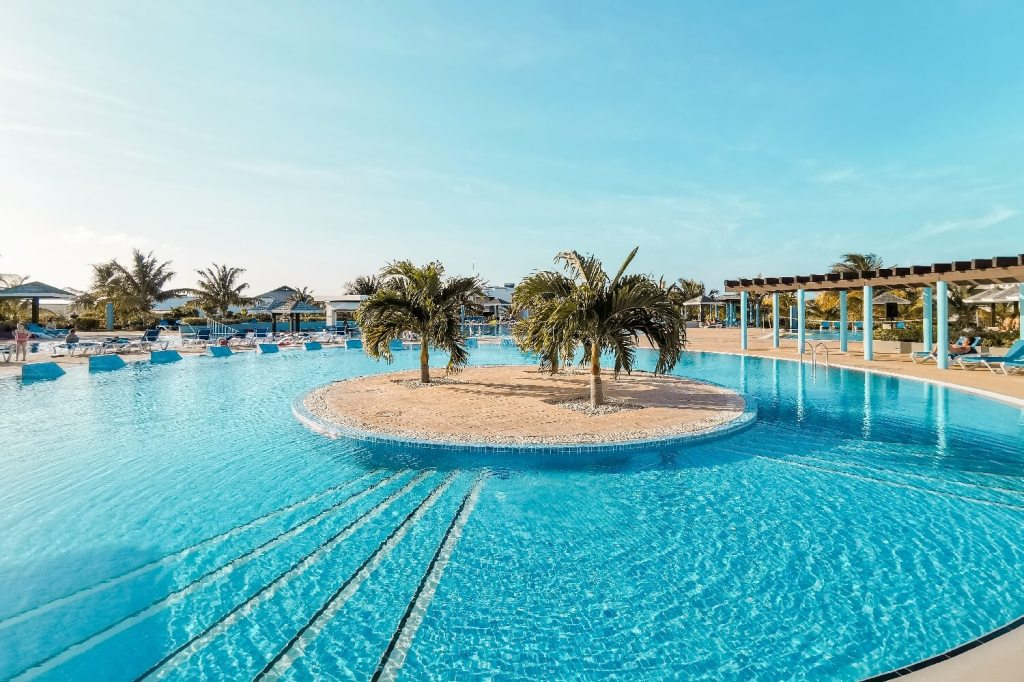 Kuba Hotel Pool