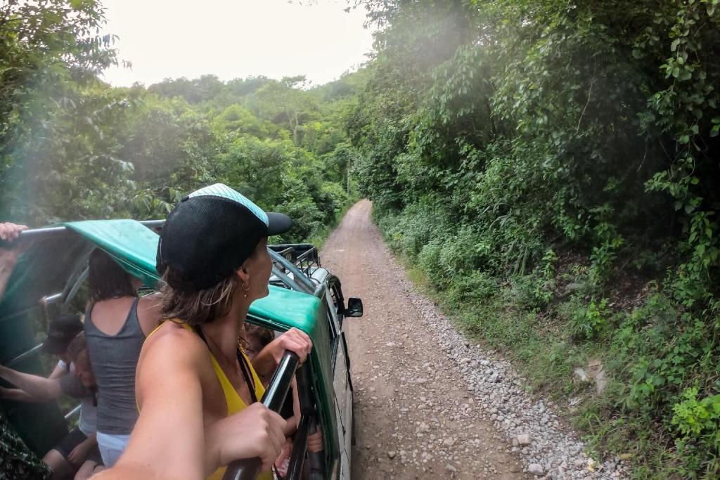 Auswandern Guatemala Truckfahrt