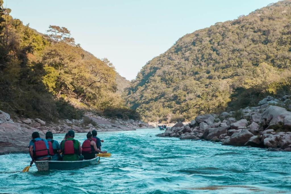 Huasteca Potosina Flusstour