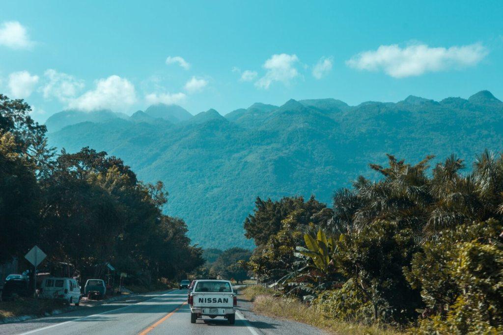 Huasteca Potosina Landschaft