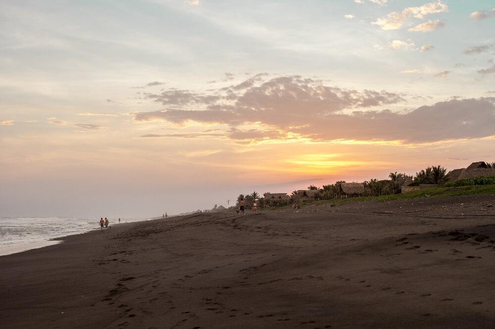 1,5 Jahre in Guatemala Strand