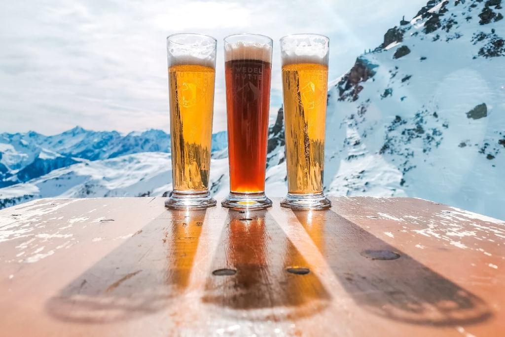 Heimaturlaub Bier Auswandern