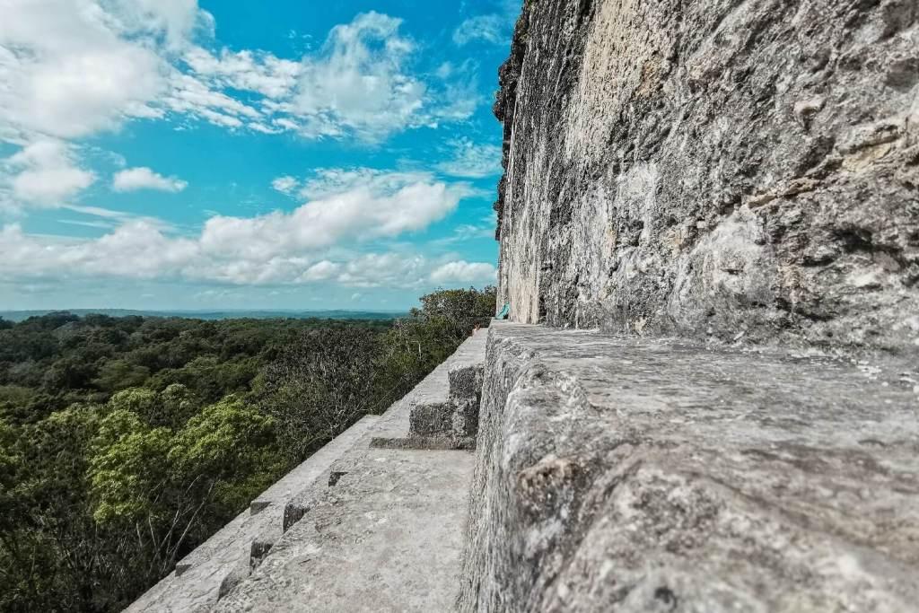 Tikal in Guatemala Tempel 4