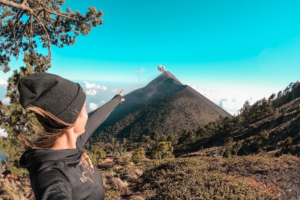 Vulkan Acatenango Svenja