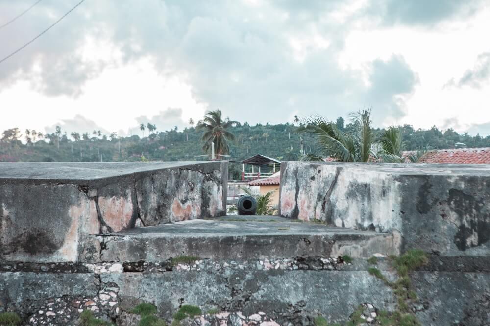 alte Festung in Baracoa