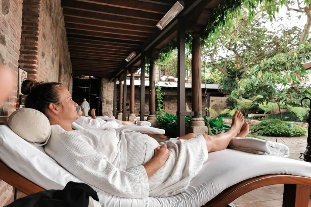 Spa in Antigua