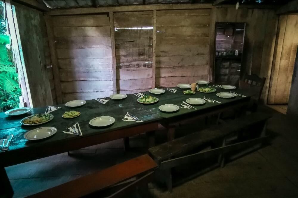 Gemeinschaftsraum Camp