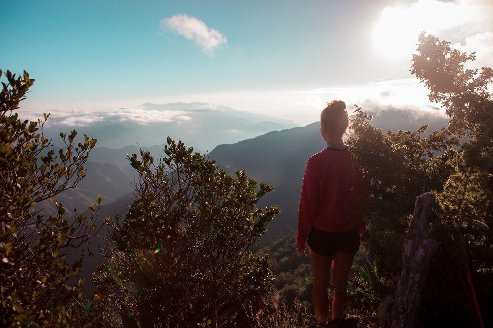 Sonnenaufgang Pico Turquino