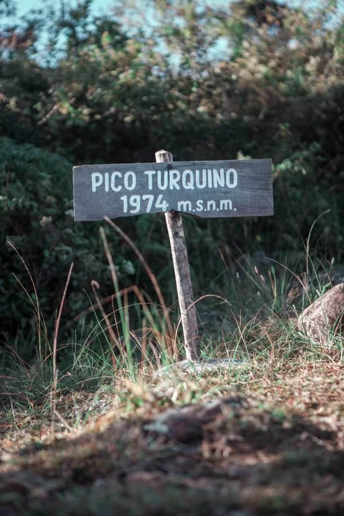 Gipfel Pico Turquino