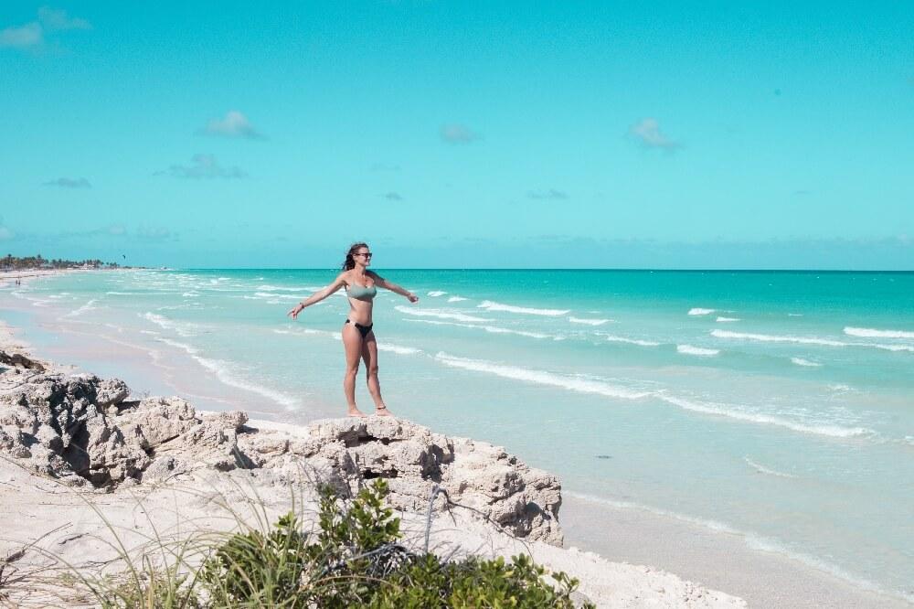 Reiseroute 3 Wochen Kuba Strand