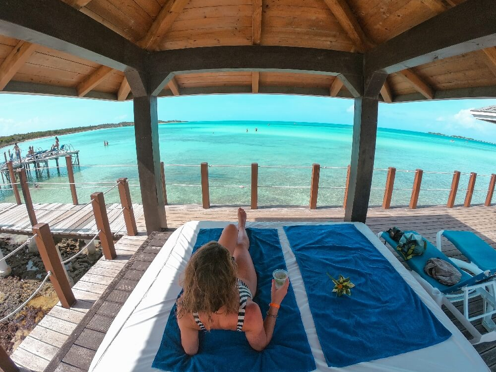 Hotel Playa Pilar Sonnenbett