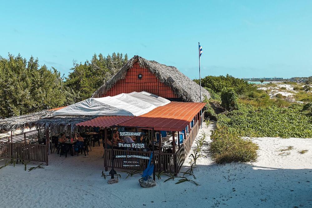 Restaurant Playa Pilar