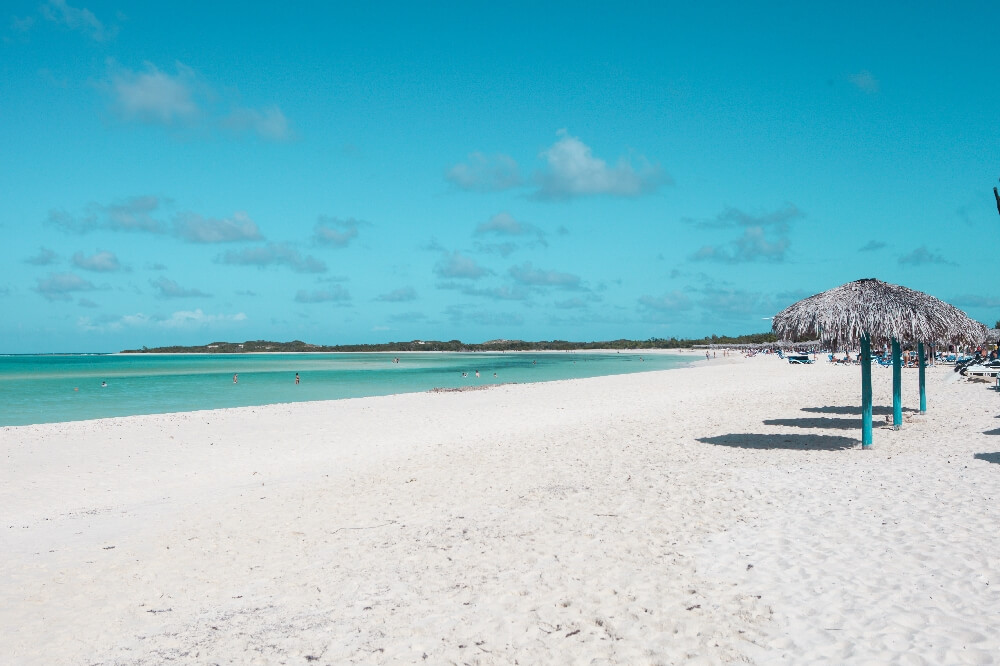 Playa Flamencos Cayo Coco