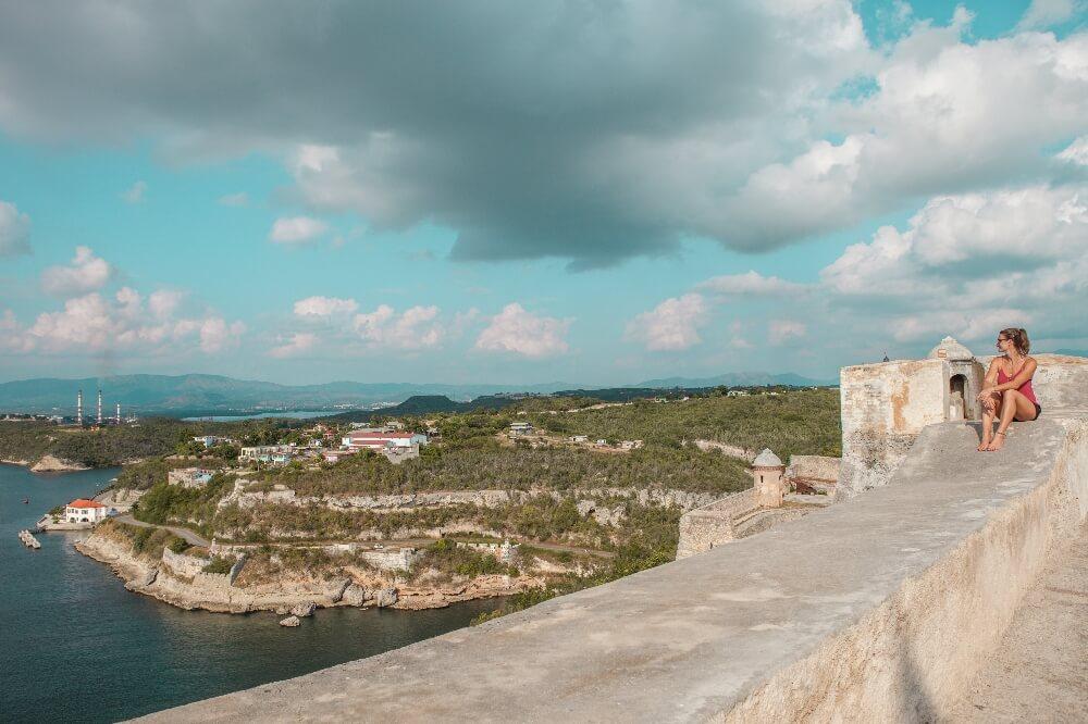 Castillo el Morro Santiago de Cuba Svenja